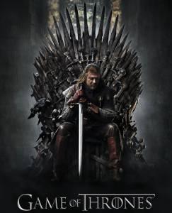 La série Game of thrones dans l'actualité piraté sur le web