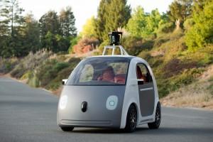 google car sera sur les routes en californie cet été
