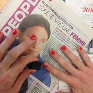 le hashtag paint your nails a fait l'actu du web cette semaine en soutien à l'athlète Bruce Jenner