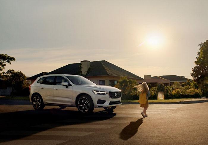Une publicité émouvante par Volvo